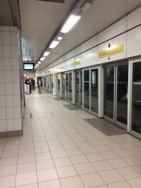 Station métro