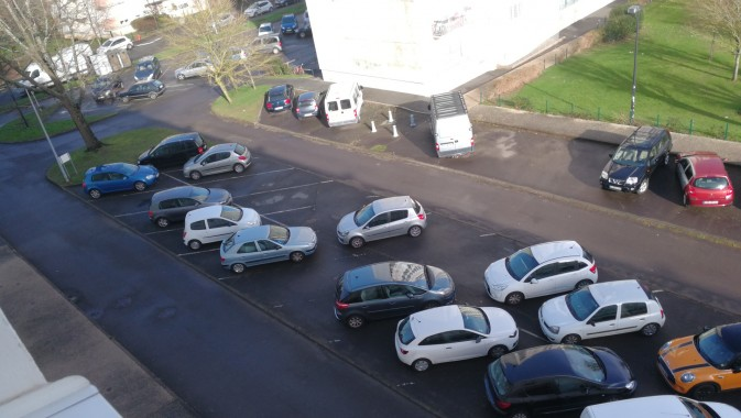 parking collectif