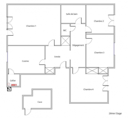 appartment layout